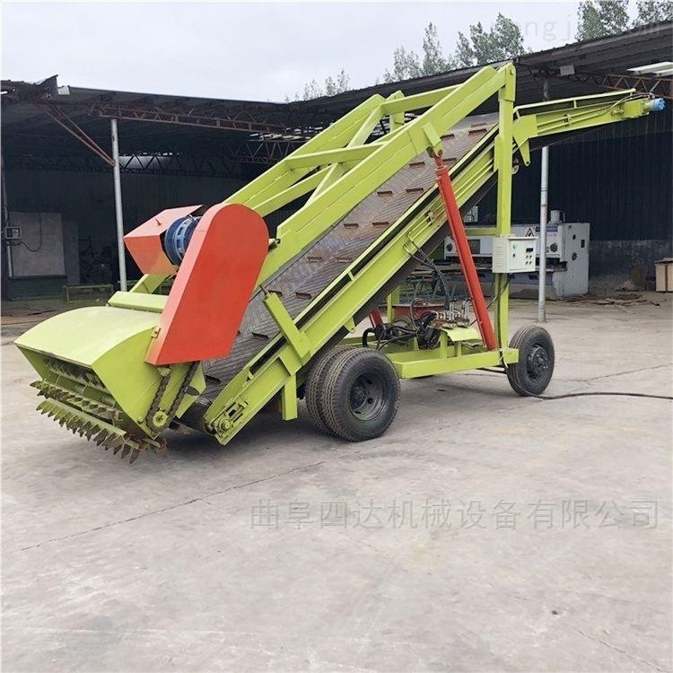 草料装载机 养殖使用饲草取料机