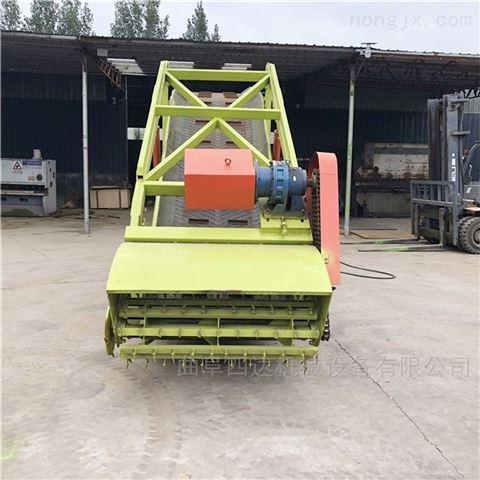 厂家定制青贮取料机 新款刮板牛羊扒草机