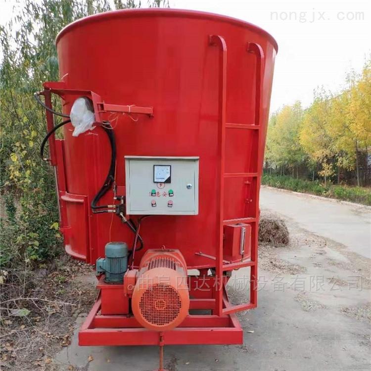 6m³-大型tmr牛羊青储搅拌机