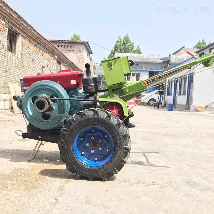 电启动手扶耕地机 农用犁地机