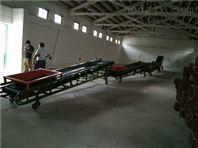 仓库装卸物料物品皮带机帮工定制物流输送机
