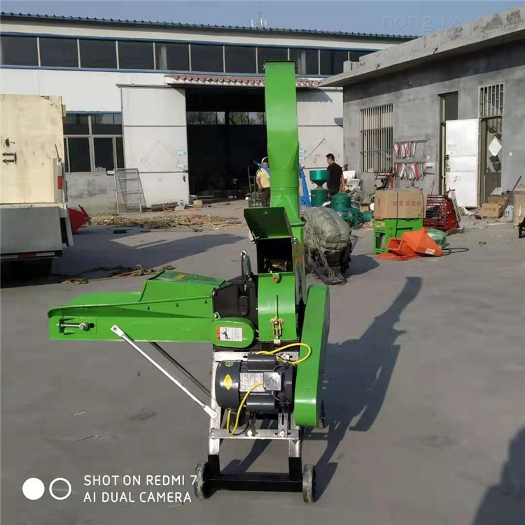 玉米杆铡段机 青贮玉米粉碎机