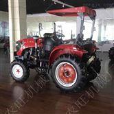 40马力四轮拖拉机 多缸两驱四驱旋耕犁田机
