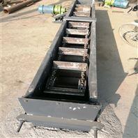 水泥粉双环链刮板输送机 耐磨式刮板机Lj1