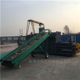 ZYD-120北京市液压卧式金属打包机结构原理