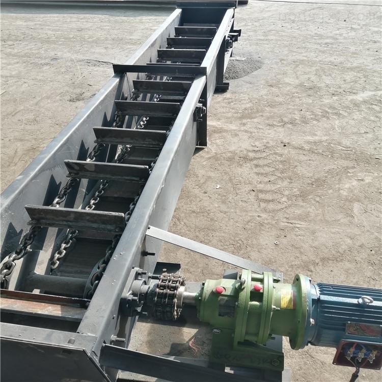链条式粉料刮板输送机