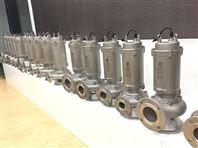 50WQP15-15-1.5不锈钢水泵耐酸碱排污泵厂家