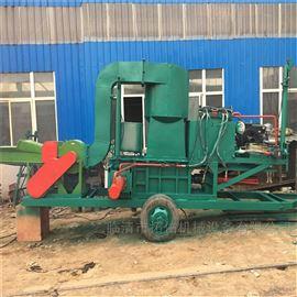 ZYD-100大型玉米秸秆压缩机 拖拉机带的秸秆打包机