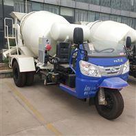 澳门第一城娱乐路线检测三轮车改装混凝土搅拌运输车
