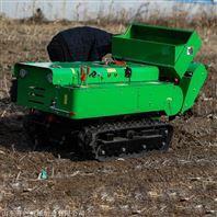 履带式开沟机 果树开沟施肥机 回填旋耕除草