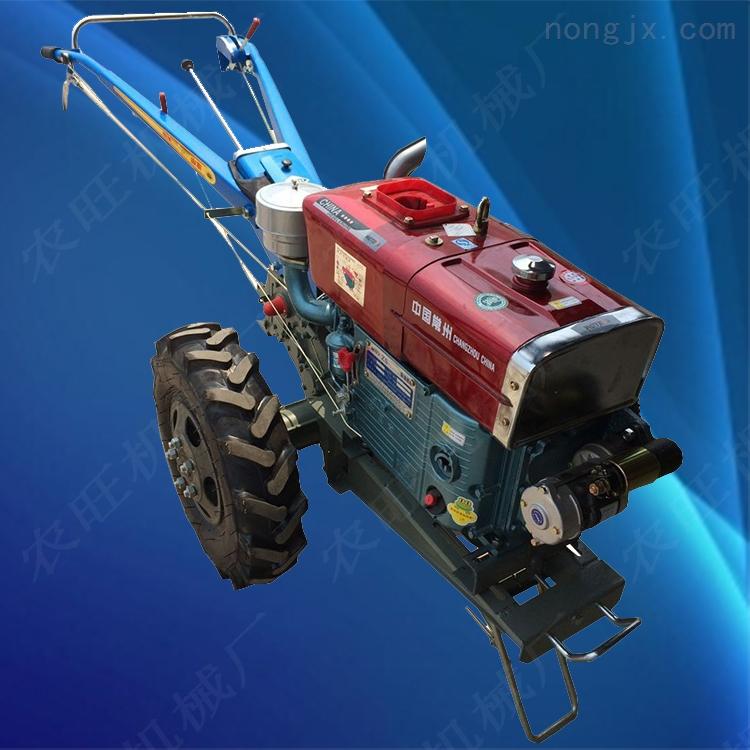 多功能农用旋耕机 10-12马力手扶拖拉机