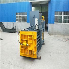 ZYD-100玉米青储压块机 卧式秸秆打包机 质量保证