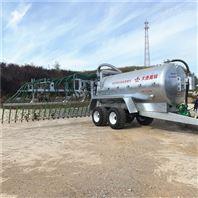 厂家直销沼液液体肥施肥罐车污水粪水喷洒车