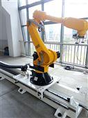 工业机器人第七轴,定制外部行走轨道