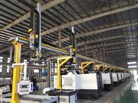非标定制数控机床桁架机械手自动搬运上下料