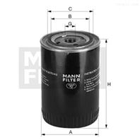 MANN-FILTER(曼牌滤清器)油滤W950/17