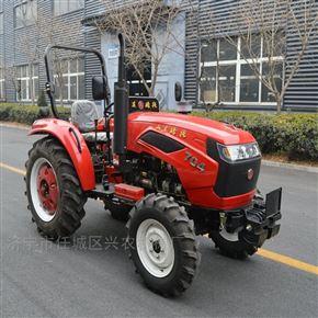 rxjx-tlj704多缸四驱四轮拖拉机厂家