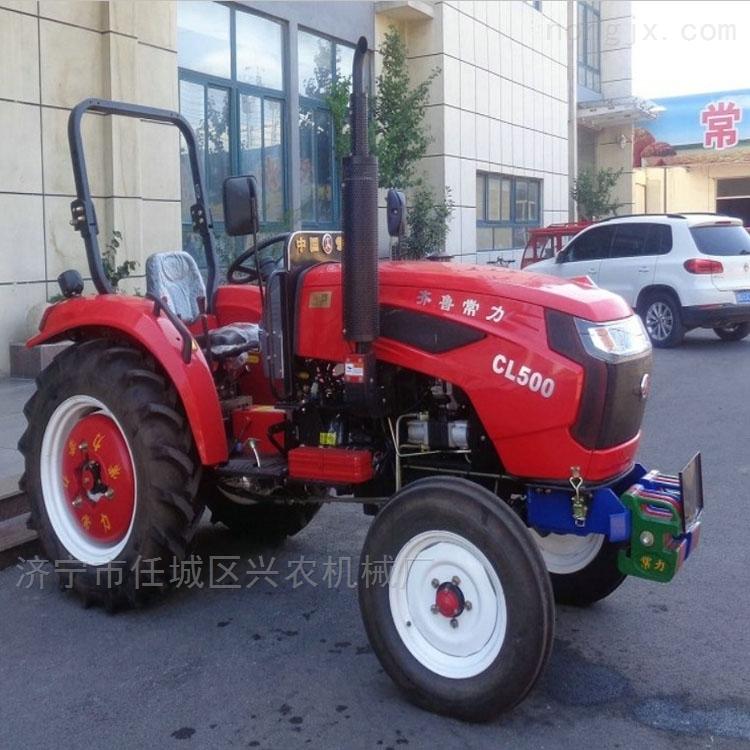 贵阳市604中型四轮四驱拖拉机