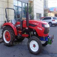 804四轮四驱拖拉机 多缸农用旋耕机