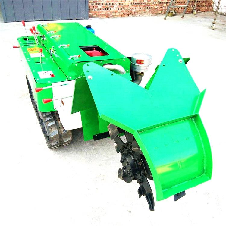 RH-LD-山地林地专用履带开沟机 施肥回填机价格