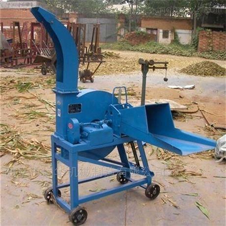 畜牧机械秸秆铡草机 自动进料饲料揉搓机