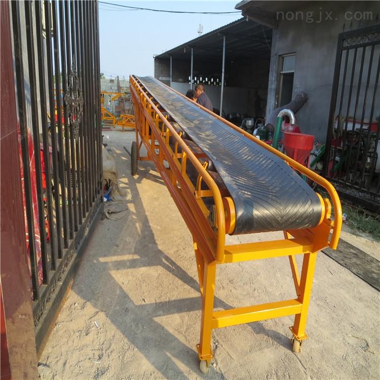 车间流水线带式输送机 装卸车皮带运输机