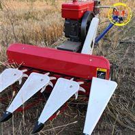 養牛人用苜蓿草割曬機 柴油機一體收割機