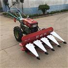 手扶车带动芦苇收割机 1.5米宽割晒机