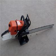汽油起树机 链条式移树机 锯齿式挖树机