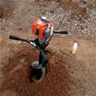 植树挖坑机 螺旋打坑机 打眼机价格