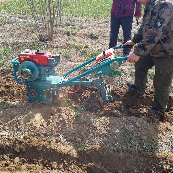 柴油170水冷微耕机单边翻转开沟犁