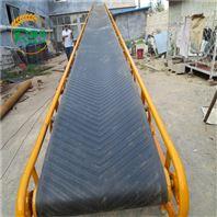 建筑工地运输专用皮带输送机