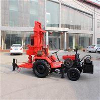 BK-農用拖拉機動力頭液壓鉆機