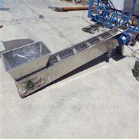 大倾角木屑刮板输送机 刮板运输机图纸ljy7