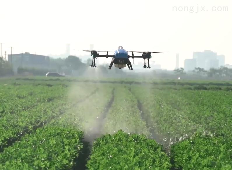 啟飛智能2020款A16無人機帶給您更多作業靈感