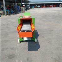 小型铡草机输送式铡草揉丝机
