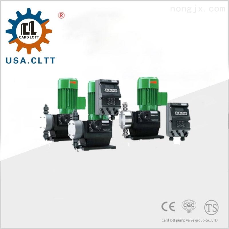 美国卡洛特进口隔膜计量泵