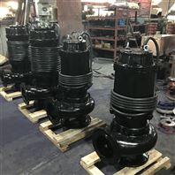 温州石一泵阀QWD 带切割潜水泵