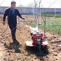 汽油170大棚松土微耕机