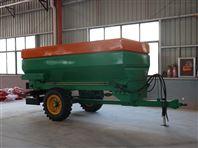 多多農機8方雙鏈排農家肥有機肥撒肥機