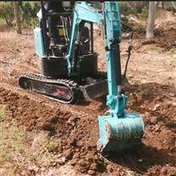 多型号行走式园林绿化挖沟松土机ljy7