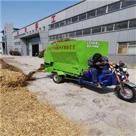 厂家直销自走式柴油喂料车撒料车