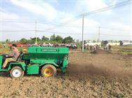 千赢国际城化所成功研发固体有机肥系列化施用装备