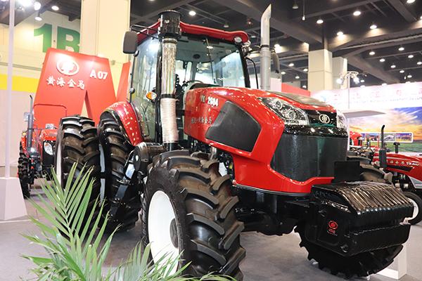 新研股份、吉峰农机等主要农机上市企业2019年半年度业绩报出炉