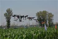 农业农村部农机鉴定总站开展植保无人飞机检测技术调研