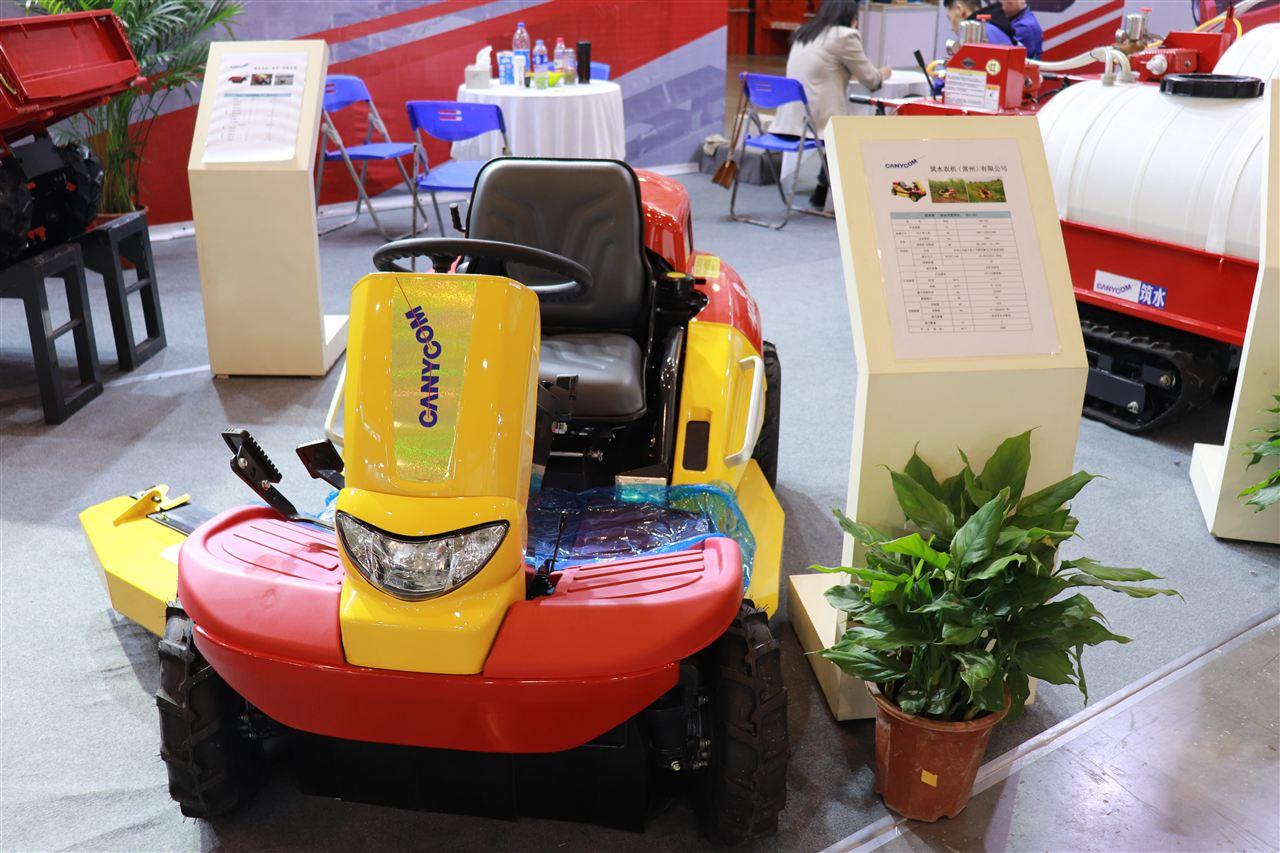 四川省:大力发展中小型、轻简化农业机械