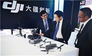 DJI 大疆创新亮相东盟博览会,持续深耕东南亚市场