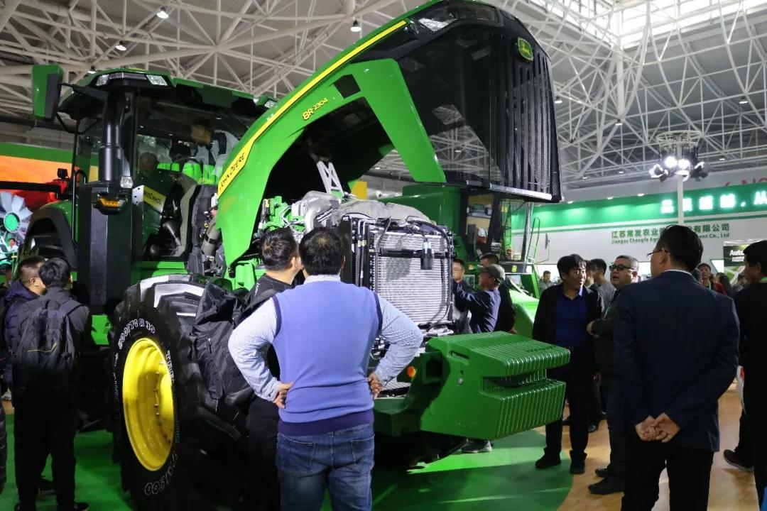 农业农村部集中发布一批推进农机化转型升级成果