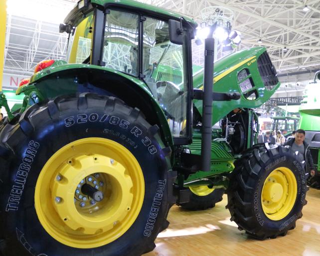 2020国内专业级国际农机展空降湖南!