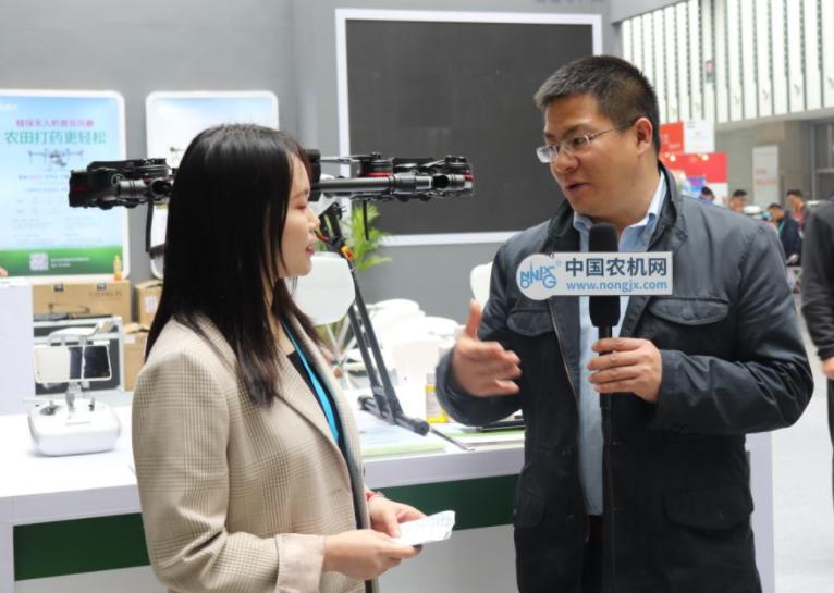 专访嗨森植保总经理田超先生